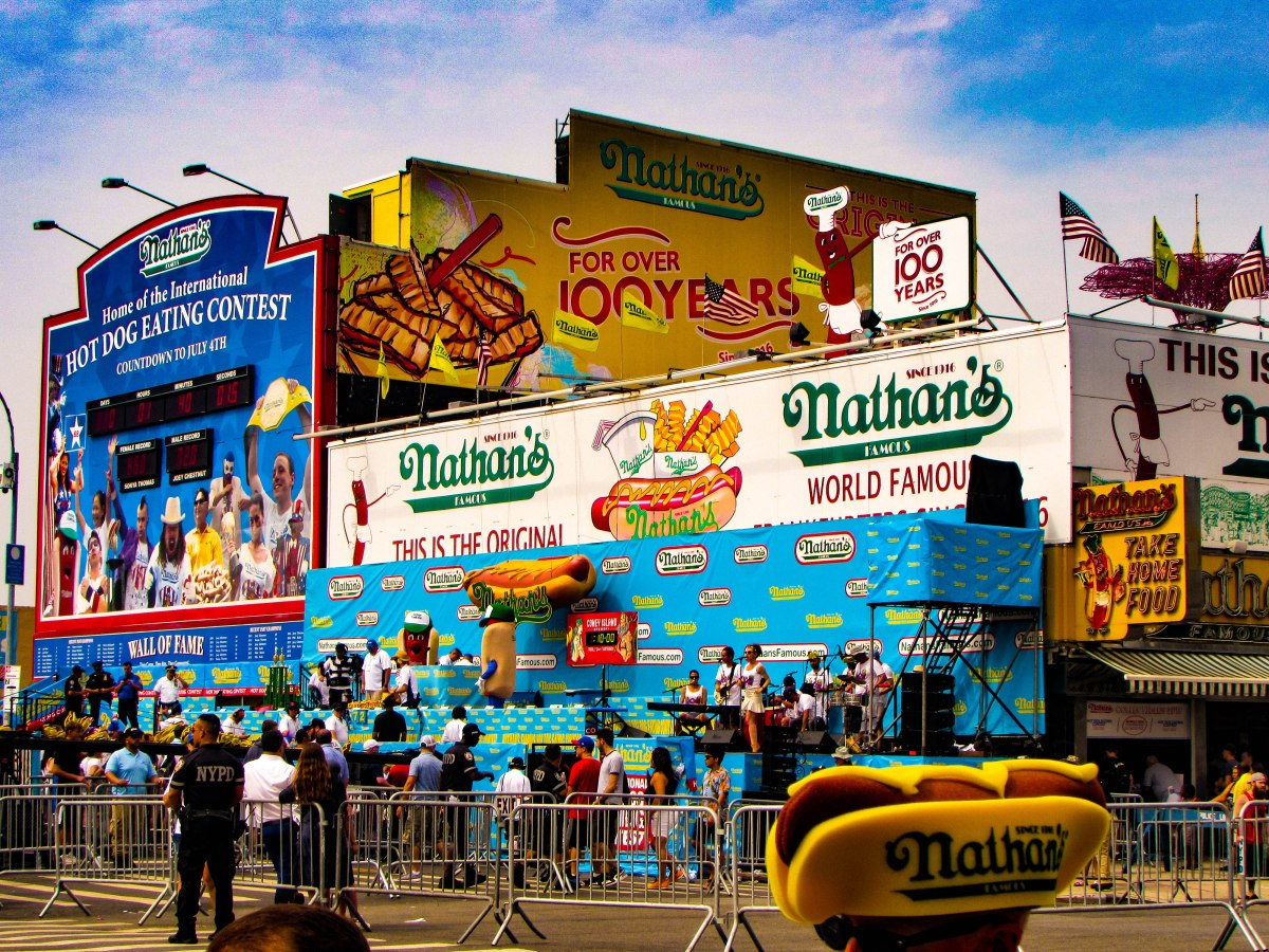 Nathan's Famous Hot Dog Eating Contest: More than Just Competitive Eating