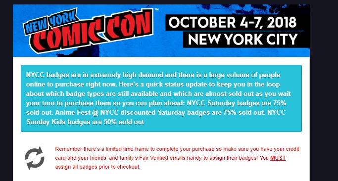 Everything You Need To Know About AFNYCC 2018 | Anime Expo x NYCCCollab