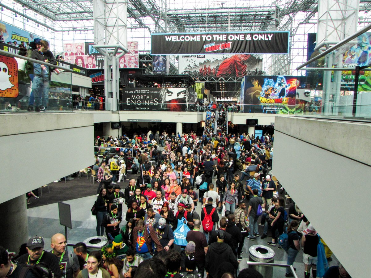 I Don't Think I'll Attend New York Comic Con Next Year | NYCC 2018Review