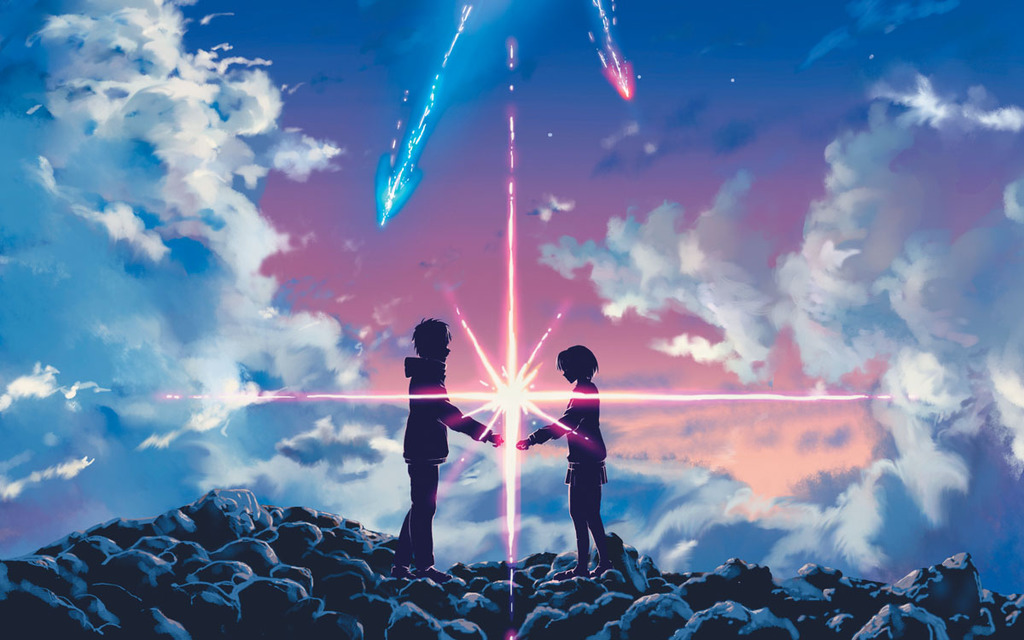 Rebirth in Kimi no Na wa