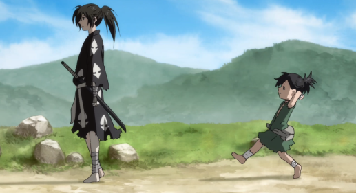 Hyakkimaru to Dororo, On to the next adventure...