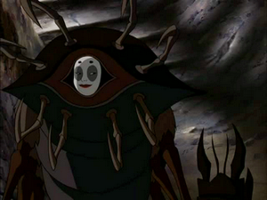 Koh, the Face Stealer from Avatar: The Last Airbender