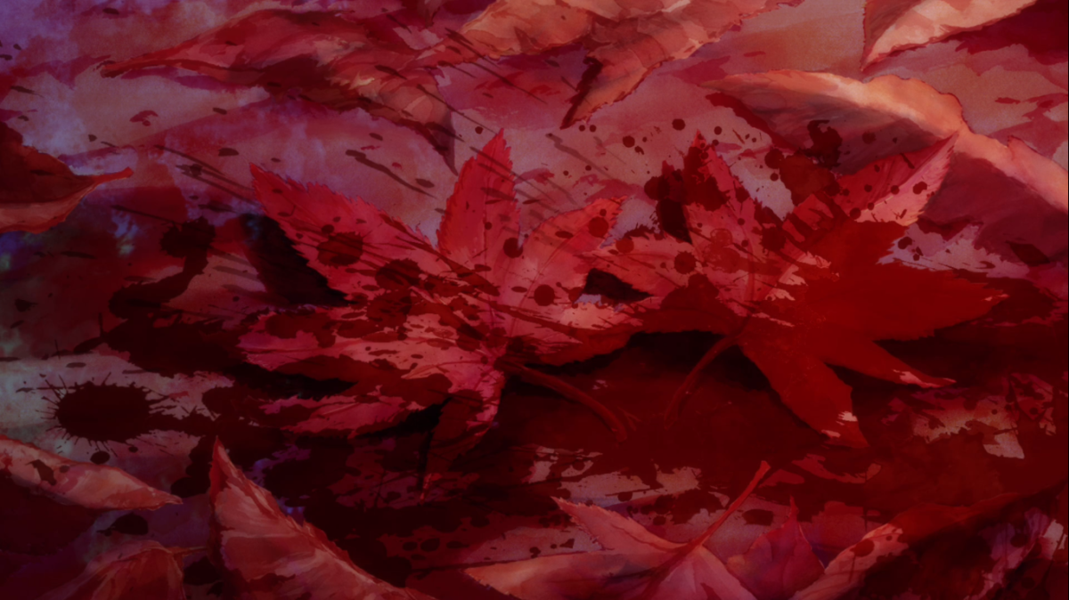 The Leaves Fall with Blood