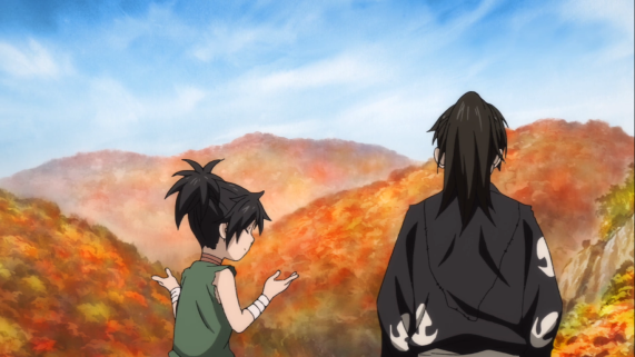 Hyakkimaru to Dororo, On to the next adventure...