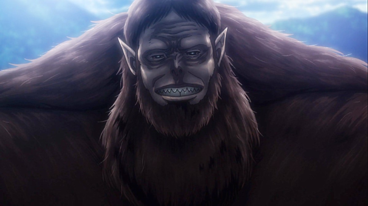 The Beast Titan Blocks an Escape Route – Shingeki no Kyojin S3 Episode 14 Review