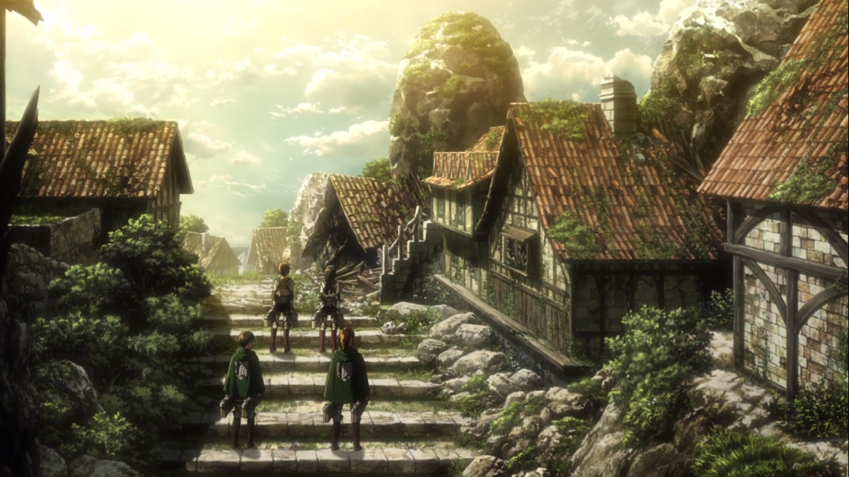 What was Left Behind – Shingeki no Kyojin S3 Episode 19 Review