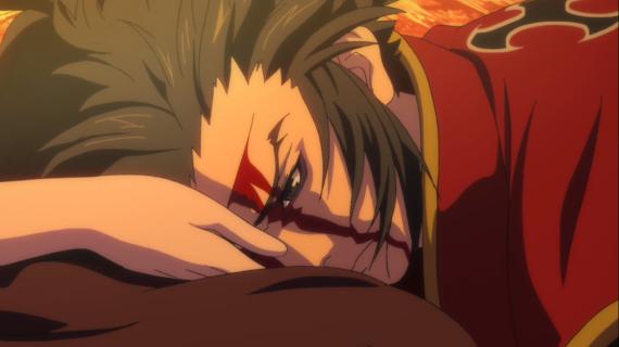 Tahomaru accepts his fate. Dororo episode 24