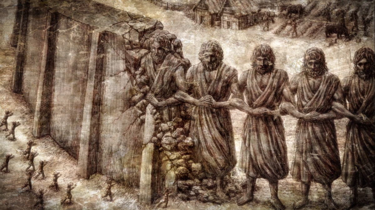 The Eldians Who CameBefore