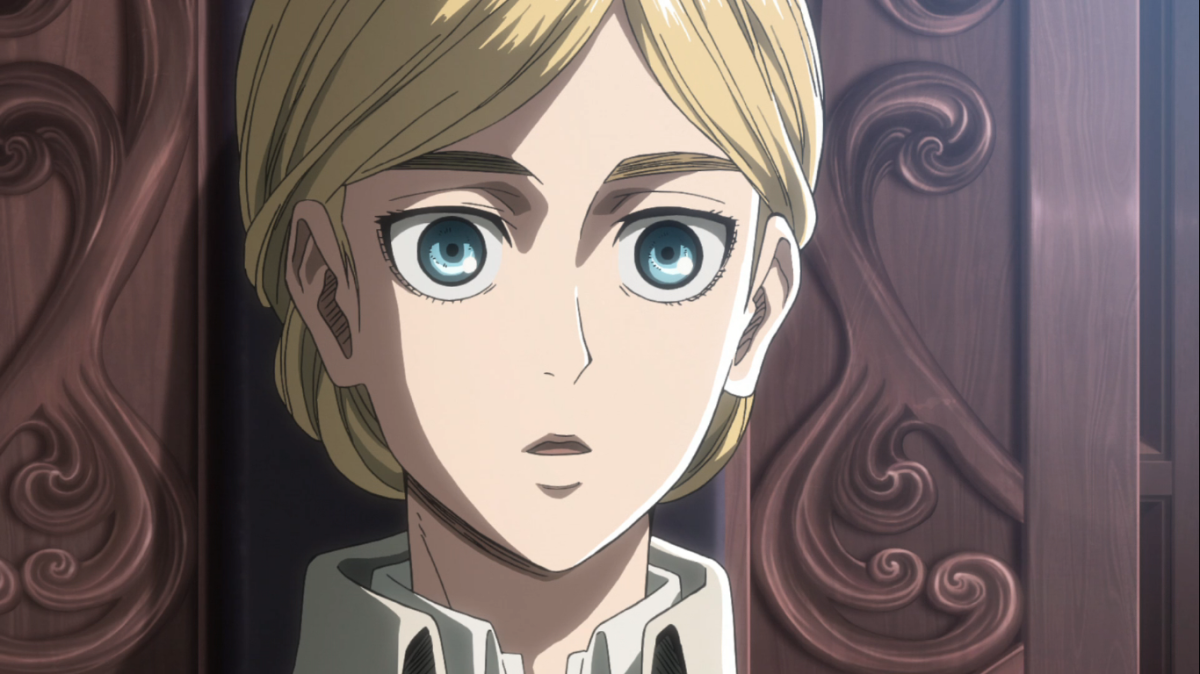 Whose Memories Are Those? – Shingeki no Kyojin S3 Episode 21 Review