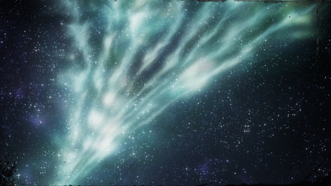 The invisible PATHs that connect all Eldians to one another - as seen from Ymir Fritz realm in Attack on Titan Season 3
