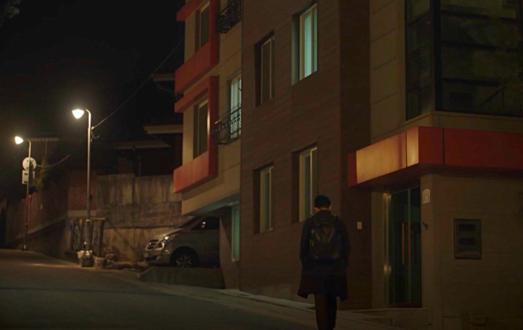 Yu Ji-ho's apartment building, One Spring Night