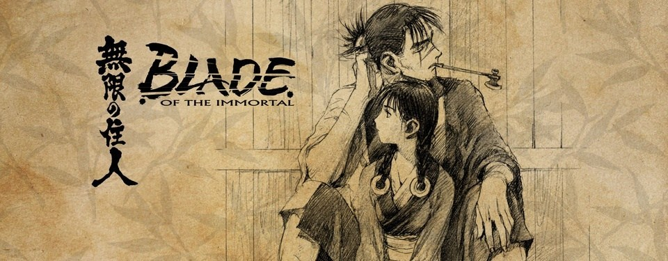 Blade of the Immortal, or Mugen no Juunin