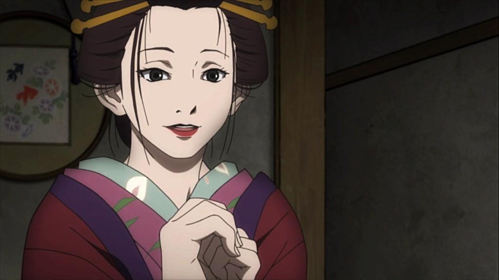 Ren didn't deserve her fate. Blade of the Immortal episode seven.