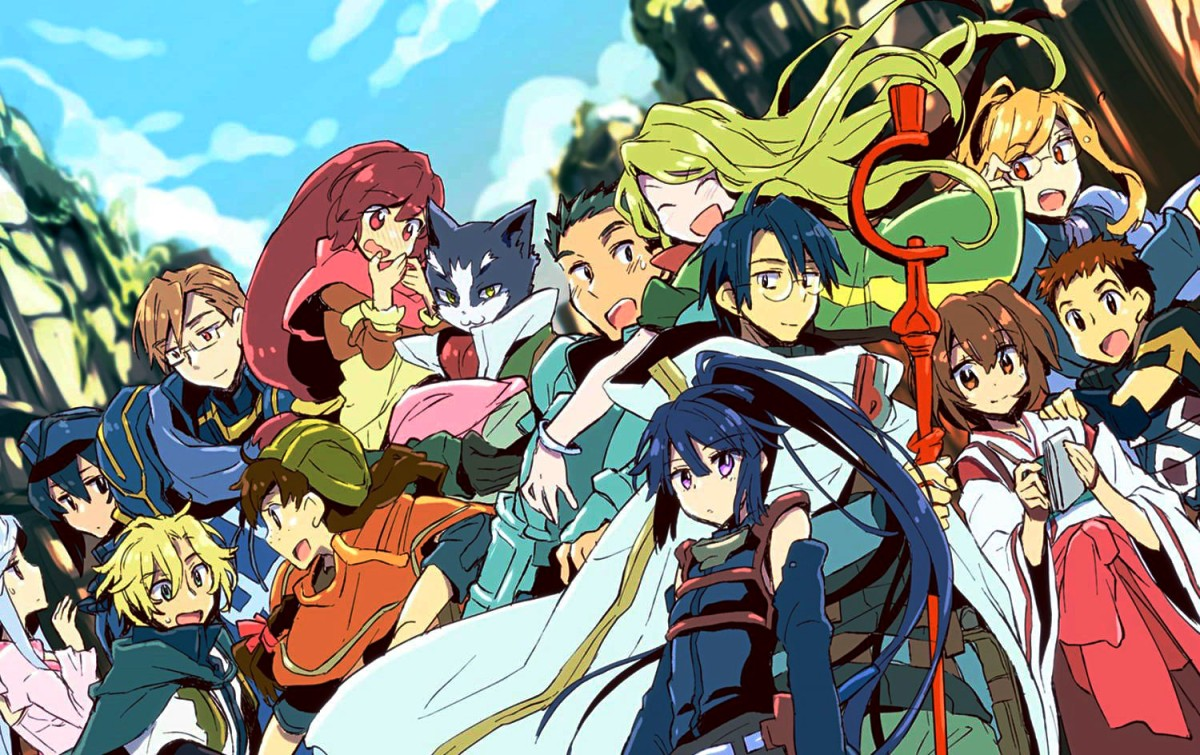Log Horizon is Returning for a Third Season!