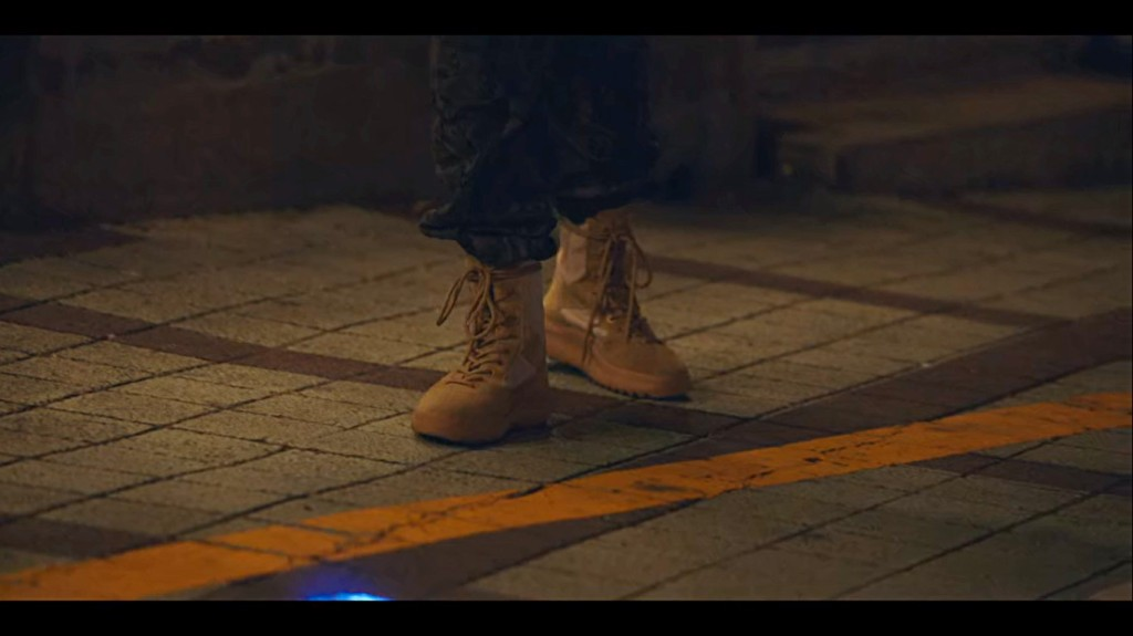 Nice shoes, Sae Ro Yi! Itaewon Class episode 4