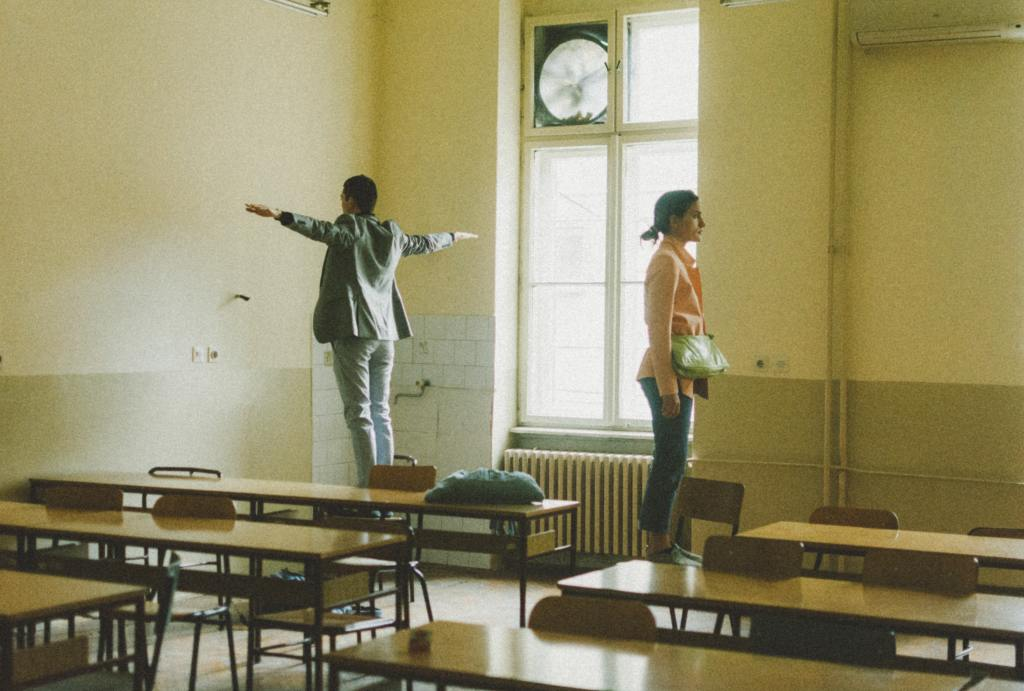 Not from Uki Uki NihonGo!, but captures the feeling of being free in a classroom. (At least to me!)