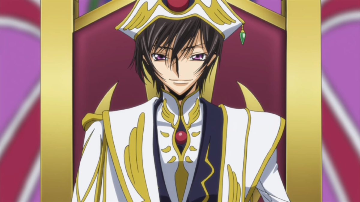 Was Lelouch Alive at the End of Code Geass?