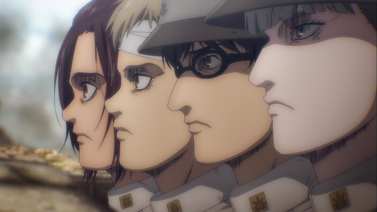 The Other Side of the Sea – Attack on Titan Season 4 Episode 1 Review