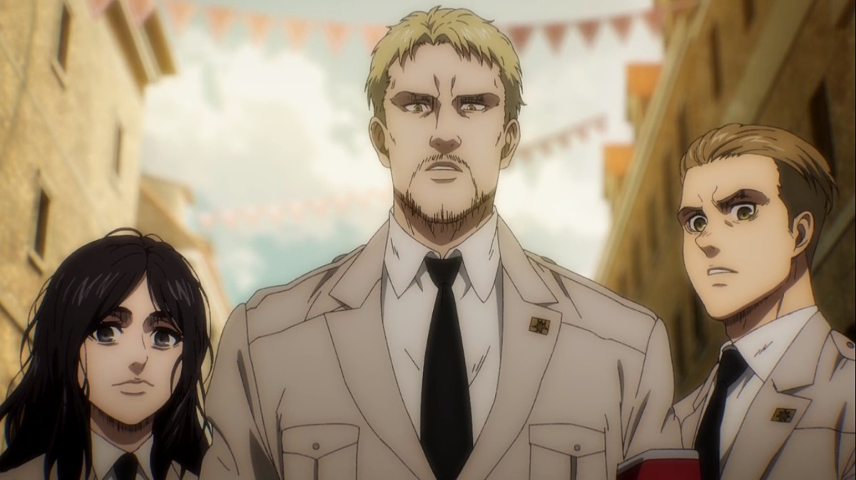Festivities Before the Theatre – Attack on Titan Season 4 Episode 4 Review