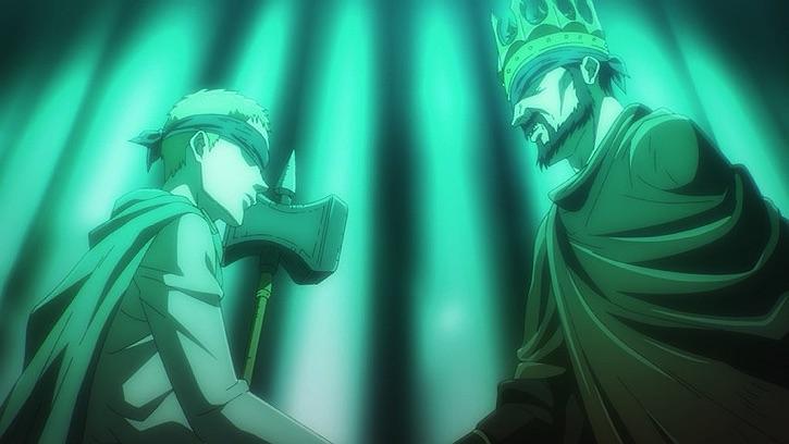 The 145th fritz king sold Eldia out. Attack on Titan Season 4, Episode 5