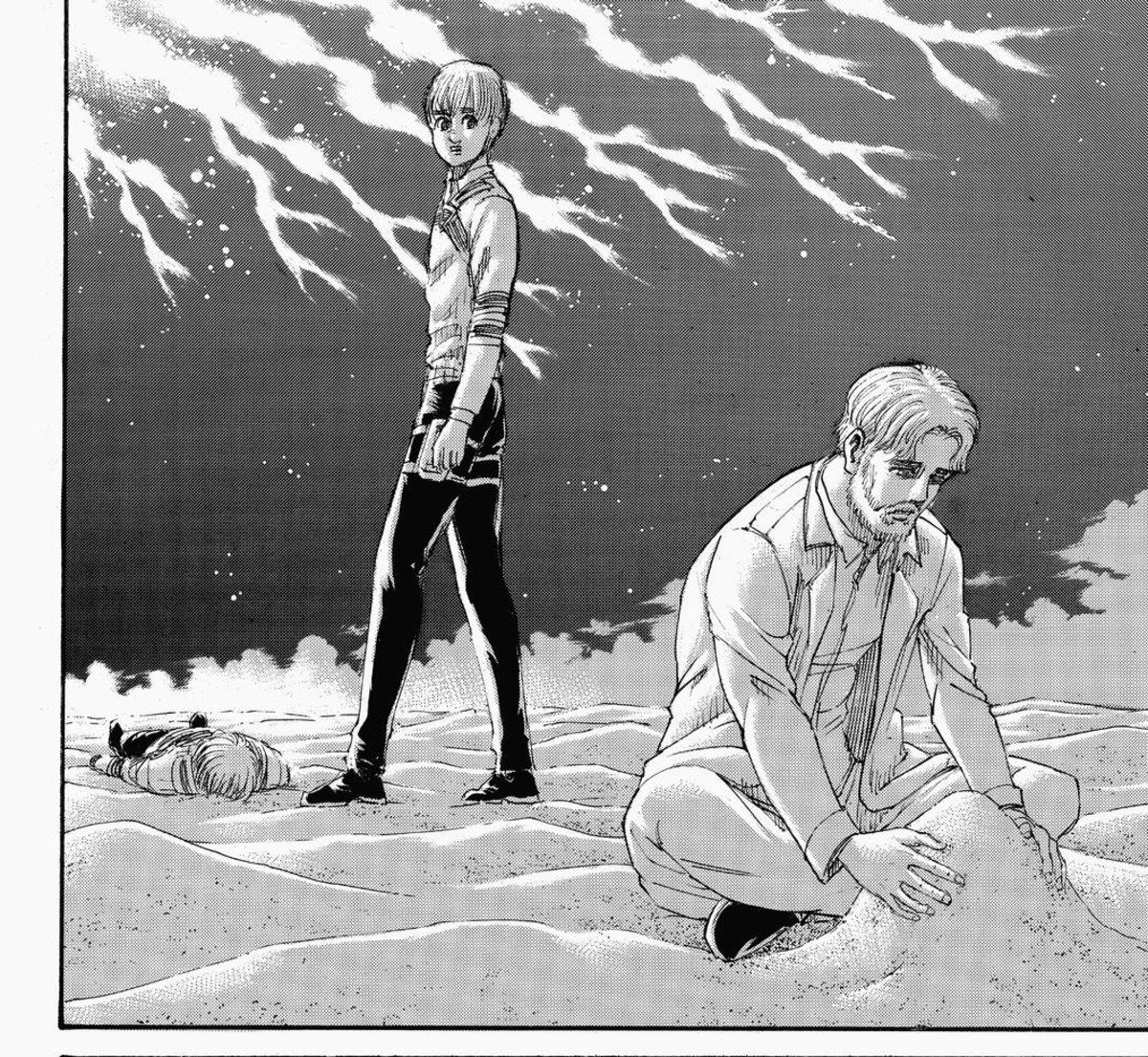 Dedicate Your Heart – Shingeki no Kyojin Chapter 136 Review