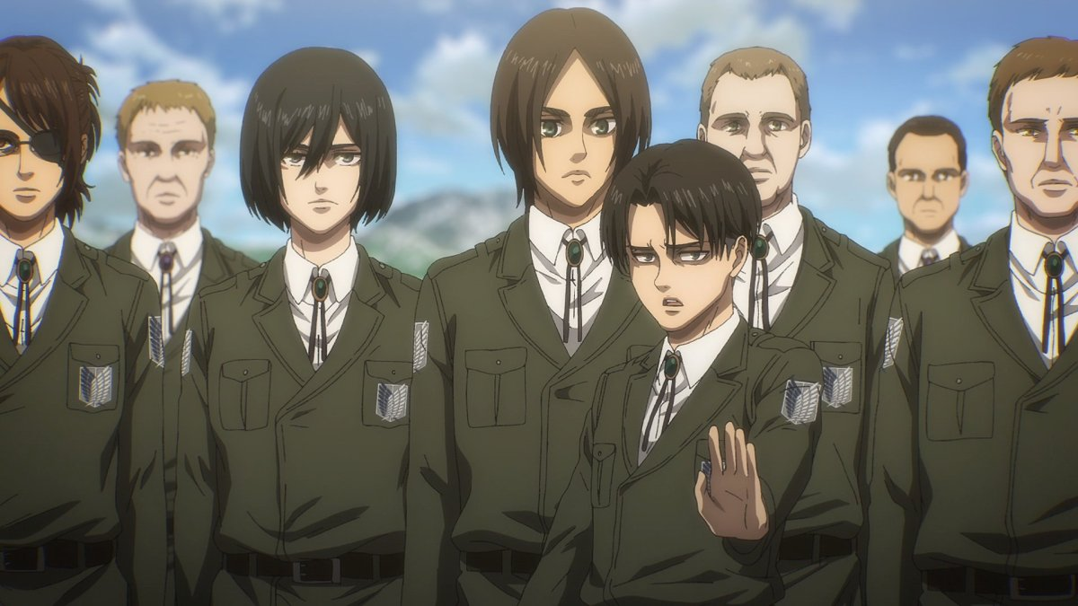 The Courtesy You Expect – Attack on Titan Season 4 Episode 10 Review