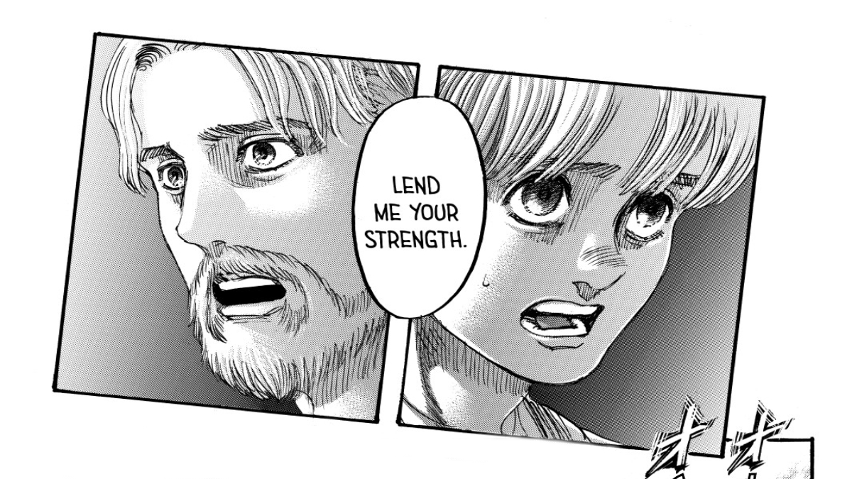 Eren Won. Zeke and Armin Save the Day – Shingeki no Kyojin Chapter 137 Review
