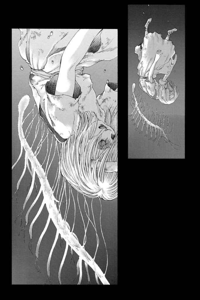 Ymir Fritz and Hallucigenia meet. Shingeki no Kyojin Chapter 122