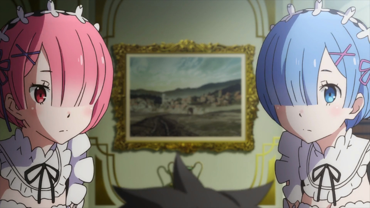 Dating Sim Gone Wrong – Re: Zero S1 Episode 3 Rewatch