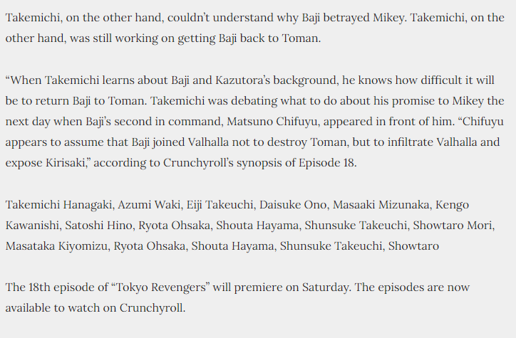 """On the other hand... we need to """"expose Kirisaki"""". Peak journalism in our day and age of 2021: anime edition. C'mon lads, I know you can do better than this."""